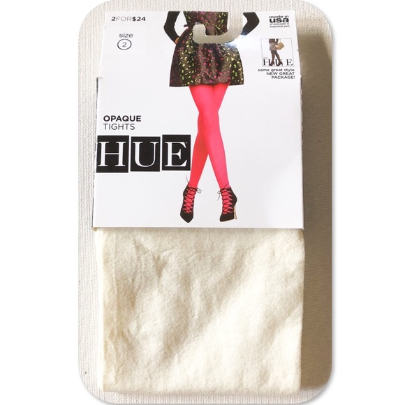 HUE Accessories - Hue Opaque Tights